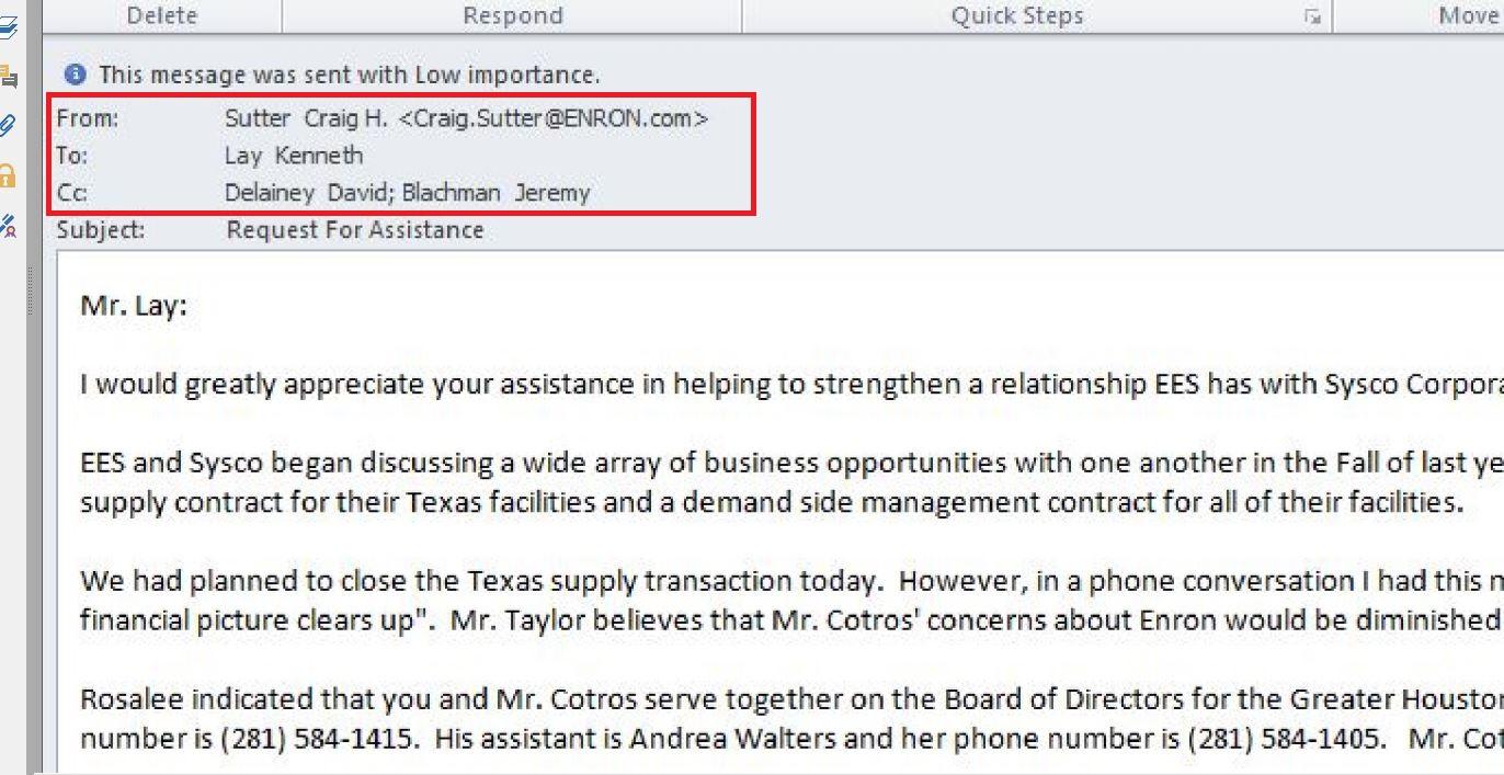 Attorney Client Privilege Email Header